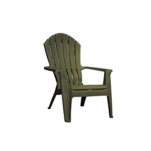 Amazon Com Adams Adirondack Chair Stacking High Back 29