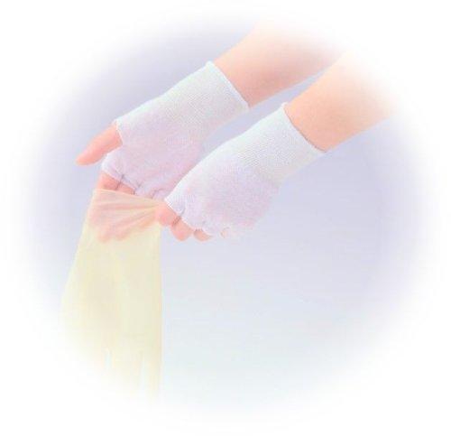 やさしインナー手袋 下履き手袋 10組