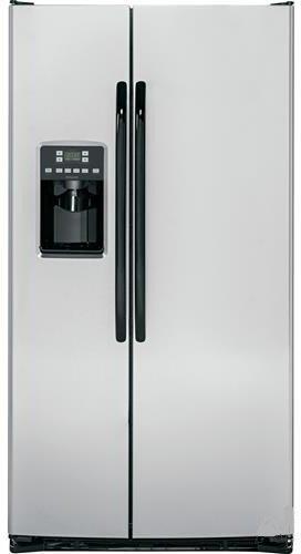 Hss25Ashsb 25.4 Cu. Ft. Side-By-Side Refrigerator front-556196