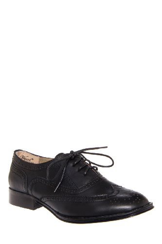 Wanted Babe Oxford Shoe