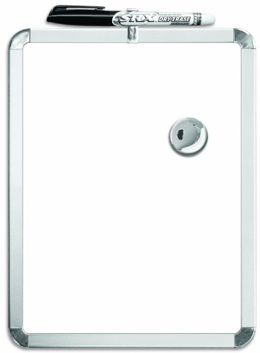 Portable, Board Dudes Metalix Magnetic Dry Erase Board, 8.5 X 11 Inches (35002Va-4) Packagequantity: 1 Consumer Electronic Gadget Shop