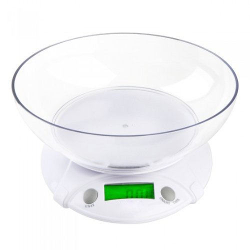 Andoer Electronic Kitchen Scales With Bowl