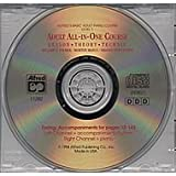 Alfred's Basic Adult All-in-One Piano Course CD for Level 1 CD
