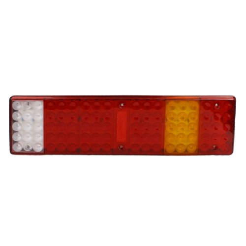テールライト 右側停止信号ライト トラックよう カー用 86 LED イエロー レッド ホワイト