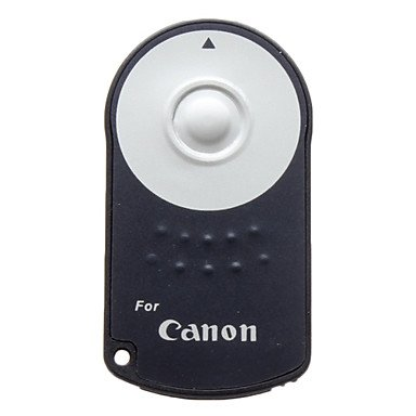 Neewer IR Wireless Remote Control For Canon 5D II/7D/350D RC-6