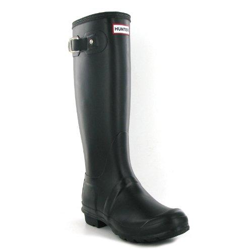 Hunter Original Black Womens Boots