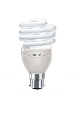 Philips Tornado 23W CFL Bulbs (Cool Day Light, Pack of of 2)