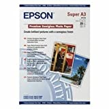 Epson C13S041328 - A3+ PREMIUM SEMI GLOSS PHOTO - PAPER