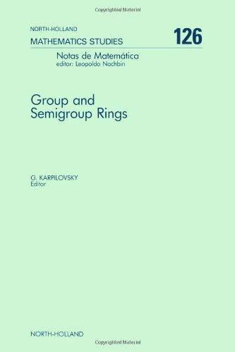 Group and semigroup rings