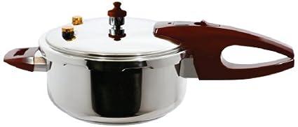 Wonderchef-51111134-Essenza-Italiana-5-L-Pressure-Cooker-(Induction-Base)