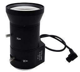 Q1C1 5~100mm Vari Focal DC Auto Iris Surveillance Camera Lens