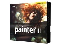 Painter 11 - Educational Edition - DVD Case (vf - French software)