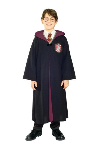 Costumes For All Occasions Ru884255Lg Harry Potter Deluxe Child Lg