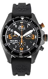 H3 Tactical Field Ops Chrono Silicone Men'S Watch #H3.222231.12
