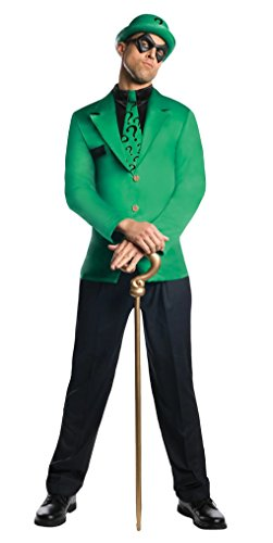 The Riddler Adult Costume Size:XL