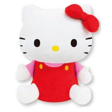 【ぬいぐるみバンク】キティ マイメロ リラックマ コリラックマ 貯金箱 サンリオ サンエックス (キティ)