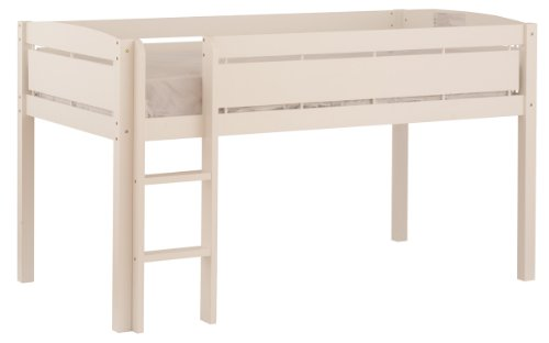 Canwood Whistler Junior Loft Bed - White