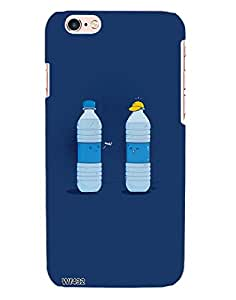 Fashion Fleaa The Bottles Funny Case For Apple Iphone 6 Plus/6S Plus