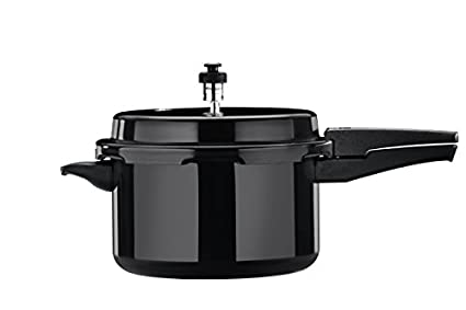 Butterfly-C2062A00000-Hard-Anodized-5-L-Aluminium-Pressure-Cooker