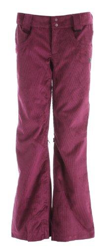 DC Alba Snowboard Pants Dark Purple Womens Sz M DC B0064SDSK6