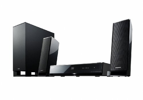 Sony BDVZ7 2.1 ch Blu-Ray Home Cinema System with iPod Dock