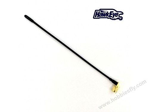 Hawkeye UHF Monopole for RX - Right Angle SMA - 1