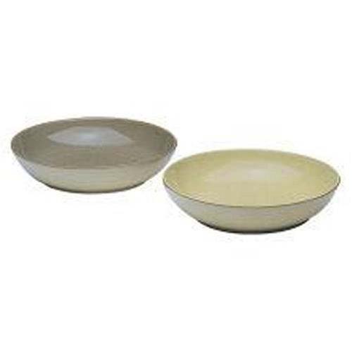 Denby Fire Sage Individual Pasta Bowls, Set Of 4