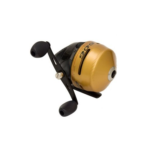 Zebco authentic series spincast fishing reel for Push button fishing reel