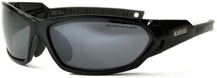 Bloc Scorpion Shiny Black Frame with Smoke Lens S15