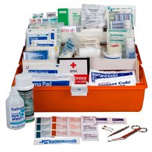 Tactical First Aid Kit: First Aid Only First Aid Response Kit, 260-Piece Kit from First Aid Only