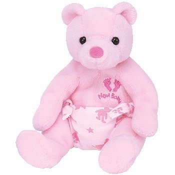 TY Beanie Baby - IT'S A GIRL the Bear