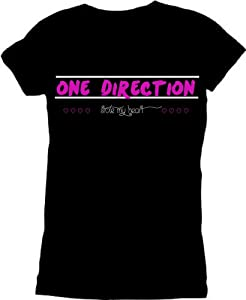One Direction Shirts For Girls 1d Stole My Heart T-shirt