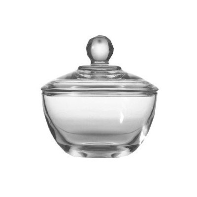 Anchor Hocking Presence Glass Sugar Bowl with Lid (Sugar Holder With Lid compare prices)
