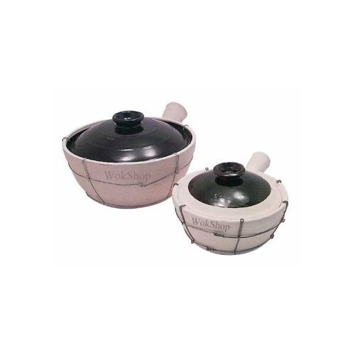 Ex small chinese clay pot 1 qt i cook different for Small clay pots