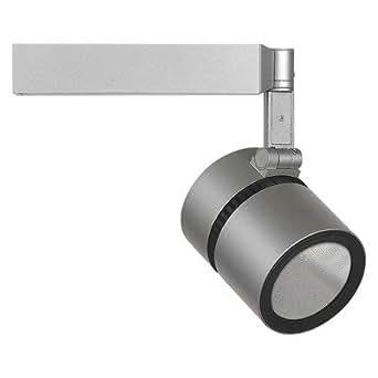 Alcyon LED Small Cylinder Track Light Finish Black Size Globe Type Mediu