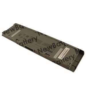 Extended Battery 0J268 for Notebook Dell (6 cells, 3600mAh) by Denaq