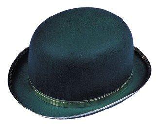 Derby Felt Green Hat - Medium