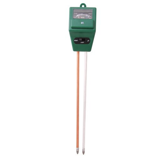 Learn More About 3-in-1 Moisture Meter with Light & PH Test Function