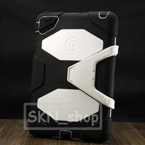 iPad miniケース 防水耐衝撃ケース iPad mini専用Griffin二世代 サバイバー  黒+白 国内発送