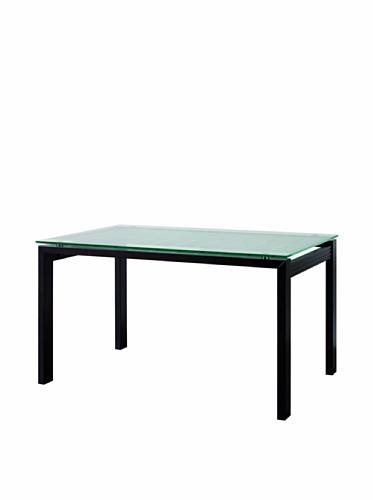 Urban Spaces Milan Dining Table, Wenge