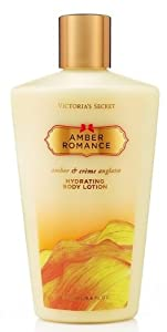 Victoria's Secret Amber Romance Hydrating Body Lotion (New Look) 8.4 Fl Oz, 250ml