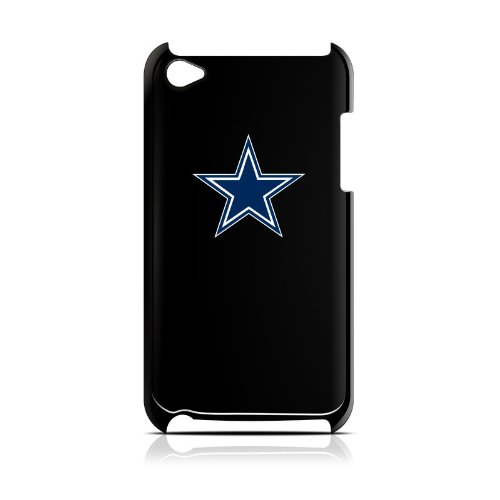 NFL Dallas Cowboys Varsity Jacket Hardshell Case for iPod Touch 4G, Black, 4.4x2.4-Inch at Amazon.com