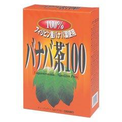 オリヒロ バナバ茶100 1.5g×30包