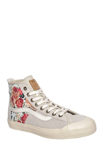 Leila Dazie-Hi High top Sneaker