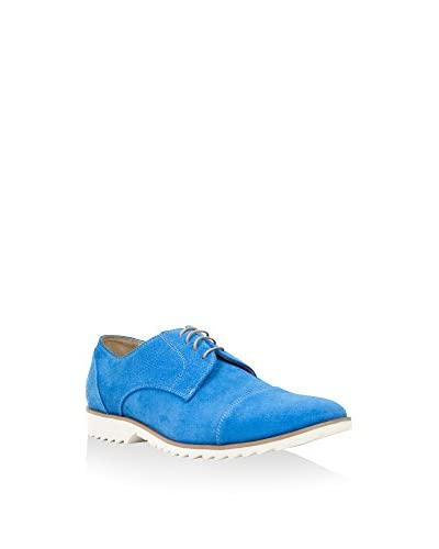 Hemsted & Sons Zapatos derby M00257 Turquesa