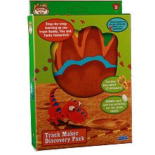 Dinosaur Train Track Maker Discovery Pack