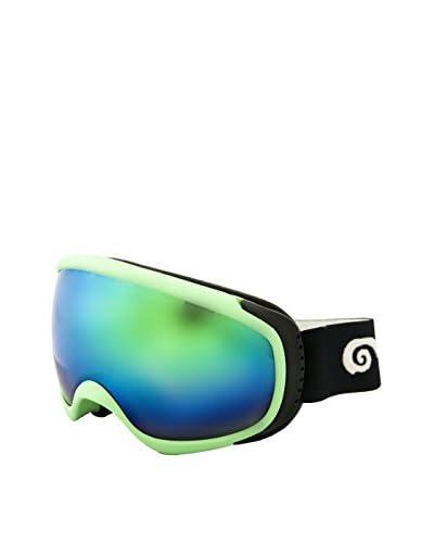 Ocean Skibrille Mckinley grün/schwarz