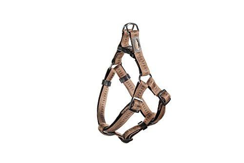 greyhound-37487-geschirr-milano-classic-nougat-45-60-cm-20-mm
