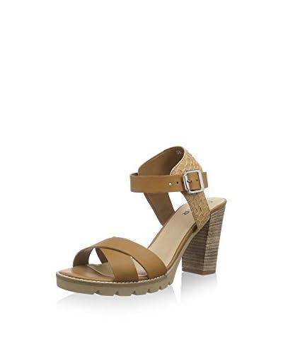 BULLBOXER Sandalette beige