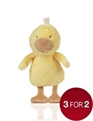 Mini Duck Soft Toy